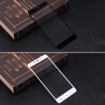 Защитное стекло для Xiaomi Redmi Note 4/ Note 4X 4Gb+64Gb на полный экран, арт.009288 (Белый)