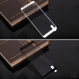 Защитное стекло для Xiaomi Mi A2 (Mi 6X) на полный экран, арт.009288 (Черный)
