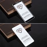 Защитное стекло Full Glue для Xiaomi Redmi S2 на полный экран, арт.010630 (Черный)