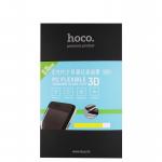 Стекло защитное HOCO для APPLE iPhone 6/6S (4.7), V9, Kasa, 0.33 мм, 3D, глянцевое, весь экран, белы