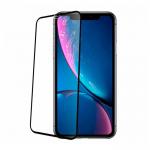 Противоударное стекло LEIWEI для дисплея Huawei Honor 8C 9D тех.упаковка (черный)