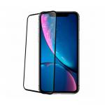 Противоударное стекло LEIWEI для дисплея Huawei Y5 2019, Honor 8S 9D тех.упаковка (черный)
