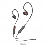 Наушники внутриканальные HOCO ES19, bluetooth, цвет: чёрный