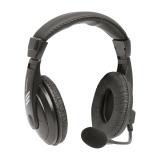 Наушники с микрофоном Gryphon HN-750 2m Defender черный 63750