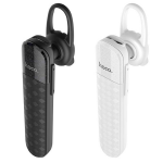 Bluetooth гарнитура HOCO E25 Mystery Headset вставная моно (черная)