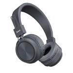 Беспроводные внешние наушники HOCO W25 Promise wireless headphones, цвет: серый