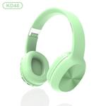 Наушники bluetooth KADUM KD48, цвет: зелёный