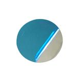 Вкладыш для магнитного автодержателя  металлический (цвет серебристый, без упаковки)