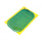 Автомобильный нескользящий коврик для телефона, светло-зеленый