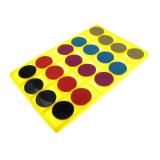 Универсальный держатель попсокет цветные, в блистере 20 шт