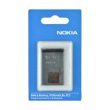 АКБ Nokia BL-5CT Li1050 EURO 2:2 (5220)
