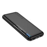 Универсальный дополнительный аккумулятор HOCO J82 Easylink power bank (10000mAh), цвет: черный
