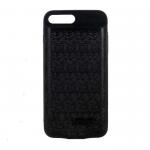 Аккумулятор внешний Baseus для APPLE iPhone 6/6S Plus (5.5), Plaid LBJ01, 7300mAh, 2.1A, чёрный