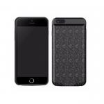 Аккумулятор внешний Baseus для APPLE iPhone 6/6S Plus (5.5) Plaid Backpack, 3650mAh, 1A, чёрный