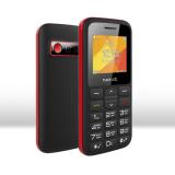Мобильный телефон teXet TM-B323 цвет черный-красный