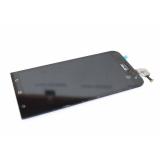 Дисплей ASUS ZenFone Go ZE500KG в сборе с сенсором (черный)LS 12765