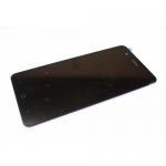 Дисплей ZTE Blade A510 в сборе с сенсором (черный) LS 12109