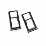 Держатель SIM карты для Xiaomi Redmi Note 7 Pro / Note 7 черный