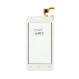 Сенсор для Fly FS407 (белый)