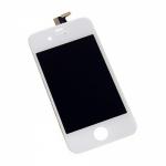 Дисплей Apple iPhone 4S в сборе с сенсором (белый)LS