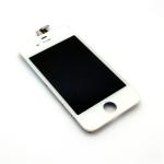 Дисплей Apple iPhone 4 в сборе с сенсором (белый) LS