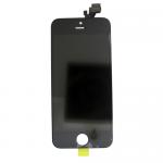 Дисплей Apple iPhone 5 в сборе с сенсором (черный)LS