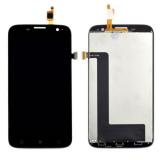 LCD дисплей для Lenovo A859 с тачскрином (черный) LP
