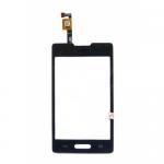 Сенсор LG E440 Optimus L4 II (черный)LS