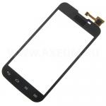 Сенсор LG E455 Optimus L5 II Dual (черный)LS