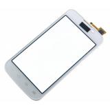 Сенсор LG E455 Optimus L5 II Dual (белый) LS