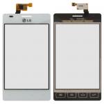 Сенсор LG E615 Optimus L5 Dual (белый)LS