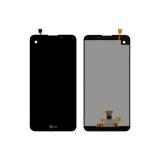 Дисплей LG K5 X220DS в сборе с сенсором (черный)