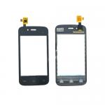 Тачскрин (сенсор) для Micromax D 200 Bolt черный GSM Пермь