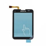 Сенсор Nokia C3-01 (черный) (1-я категория)LS