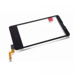 Сенсор Nokia X Dual Sim (черный)LS