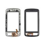 Тачскрин для Nokia C6-01 с рамкой крепления, 1-я кат. LP
