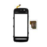 Тачскрин для Nokia 5230/5228/5232/5233/5235 1-я категория (черный)
