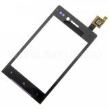 Сенсор Sony ST23i Xperia Miro (черный)