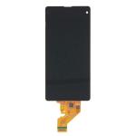 LCD дисплей для Sony Xperia Z1 Compact D5503 в сборе с тачскрином, 1-я категория